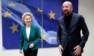 ЕС дава 25 млрд. евро за борба с коронавируса