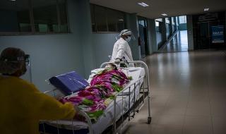 Криза! 1262 жертви на коронавируса в Бразилия за 24 часа