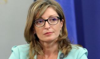 Екатерина Захариева: ГЕРБ обсъжда варианти за правителство и без Борисов