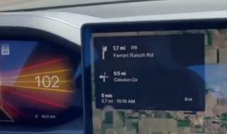 Вижте колко бърза е новата Tesla Model S Plaid на пътя (ВИДЕО)
