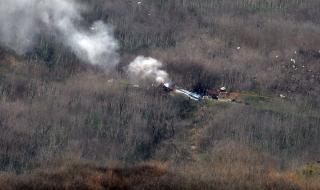 Обвиниха пасажерите за катастрофата, погубила Коби Брайънт