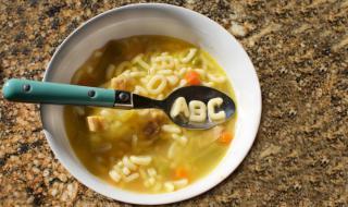Ето я 30-дневната азбучна диета