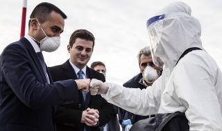 Италия очаква скоро спад на новите случаи на коронавирус
