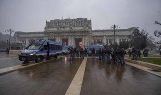 Голяма акция срещу италианската мафия