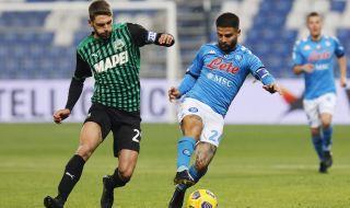 Милан започна преговори със звездата на Наполи