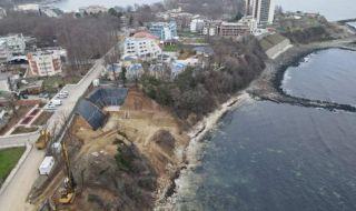 Строежът в Китен – законен, но навлязъл в общинска алея
