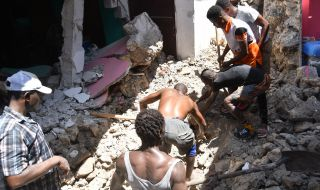 Расте броят на жертвите в Хаити