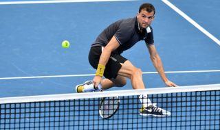 Григор Димитров отказа участие на още един турнир заради болки - 1
