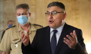 Министърът на отбраната за щурма в Чешнегирово: Станало е недоразумение - 1