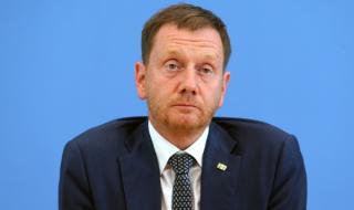 Премиерът на Саксония иска приятелство с Русия