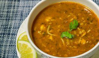 Рецепта за вечеря: Гъста мароканска супа - 1
