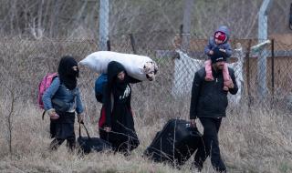 Напрегната нощ на границата между Турция и Гърция