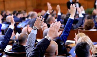 Субсидията от 1 лев за партиите и руската ваксина влизат в пленарна зала
