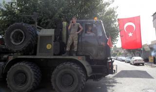 Турската армия търпи погром в Сирия