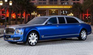 Bentley продава 5 от най-скъпите си поръчкови лимузини - 1