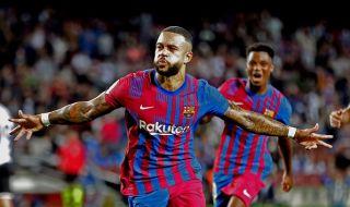 Барселона надделя над Валенсия с характер и добър футбол