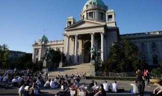 Опозицията в Сърбия се обедини