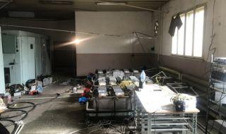 Разкриха нелегална ферма за криптовалута край Чирпан - 1