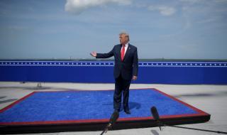 Тръмп кани Русия на срещата на Г-7