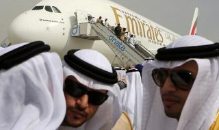 Спасиха най-големия пътнически самолет