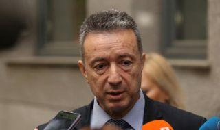 Янаки Стоилов представя екипа си в правосъдното министерство