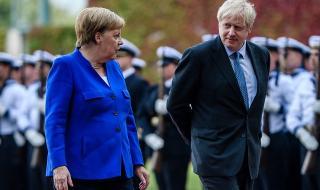 Берлин към Лондон: Нямате време!