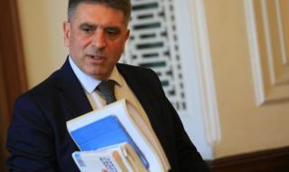 Данаил Кирилов допълни предложението си за уволнението на съдия Андон Миталов