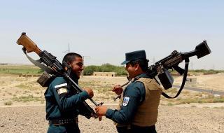 Пробив! Идва мир с талибаните