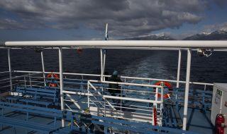 Стачка на моряците в Гърция