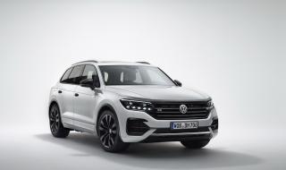 VW пенсионира Touareg V8 TDI подобаващо