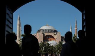 """Турция: """"Света София"""" е наша собственост"""