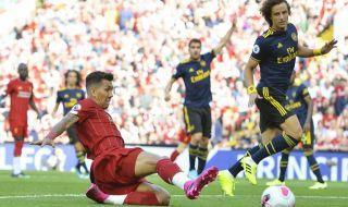 Шефовете на Арсенал уведомили Давид Луис, че няма да разчитат на него