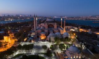 """Ердоган ядоса Атина: В """"Света София"""" ще четат Корана в деня, в който пада Константинопол"""