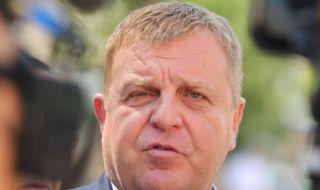 Каракачанов: Има два варианта - политиците да изберат между егоизма и здравия разум