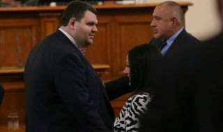 Днешният ход с Ревизоро е индиректен удар на Борисов по Пеевски