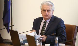Рашков: Не слушам пропадналия политик Борисов - 1