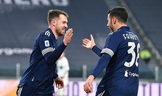 Милан с интерес към Аарън Рамзи - 1