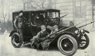 23 февруари 1917 г.  Революцията в Русия