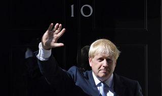 Борис Джонсън подкрепи маршрута на британския разрушител край Крим (ВИДЕО)