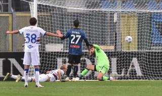 Аталанта допусна втора поредна загуба в Серия А
