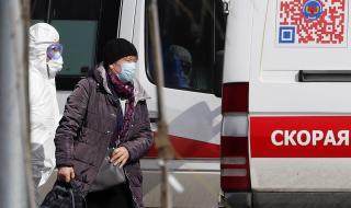 Москва може да се бори с коронавируса и без карантина