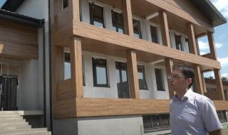 Незаконният комплекс на Вълка е готвен за дарение вместо обещани милиони