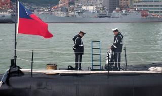 """Китай изпусна думата """"мирно"""" за обединението с Тайван"""