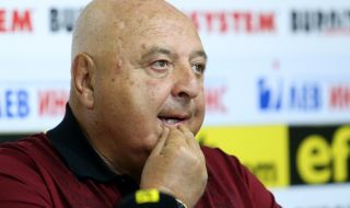 Пирин скочи на Венци Стефанов: Поведението не отива на възрастта и положението ви