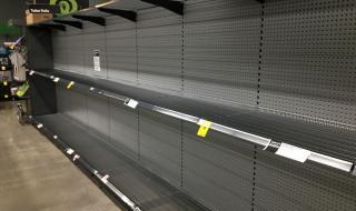 Супермаркети въведоха лимит за тоалетната хартия