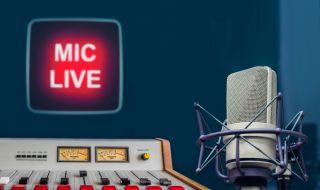96-годишен радиоводещ каза