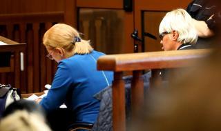 Освободили Арабаджиева от ареста, защото опитала да се самоубие