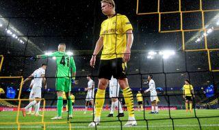 Борусия Дортмунд не е получавал официална оферта от Челси за Ерлинг Холанд - 1