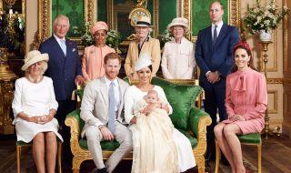Кой член от кралското семейство е питал колко тъмен ще бъде Арчи?
