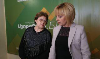 Татяна Дончева призова Николай Хаджигенов да бъде по-обран и разумен в думите си